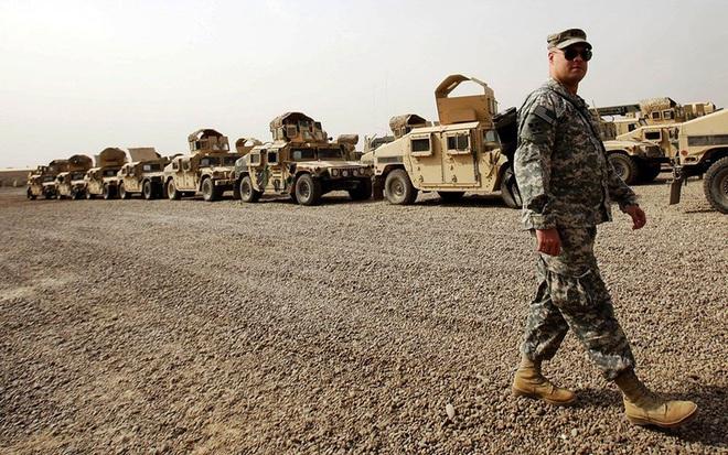 Mỹ bất ngờ tiếp tục chặn đoàn xe tuần tra của quân cảnh Nga - Ảnh 9.
