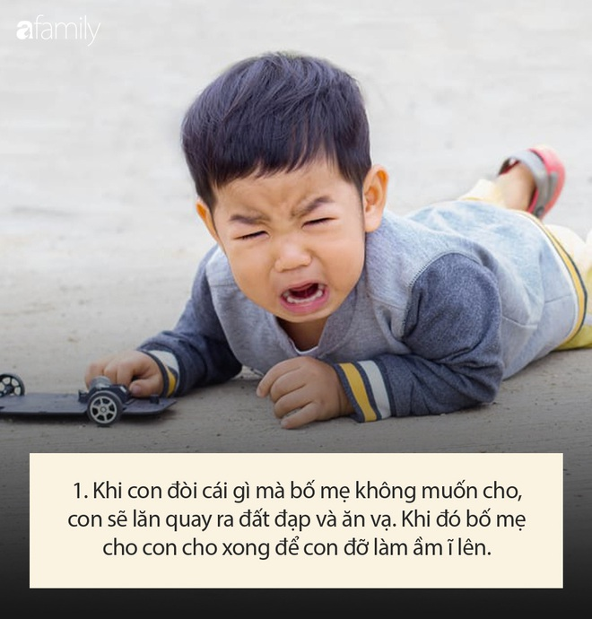 10 ví dụ điển hình dưới đây sẽ cho cha mẹ biết mình đang TÔN TRỌNG CON hay thực chất là SỢ CON - Ảnh 1.