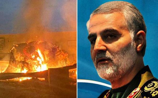 """Tướng bị ám sát, liệu Iran """"trả thù"""" Mỹ khủng khiếp thế nào?"""