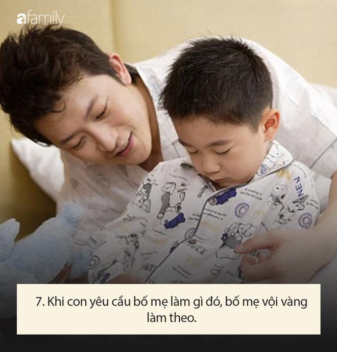 10 ví dụ điển hình dưới đây sẽ cho cha mẹ biết mình đang TÔN TRỌNG CON hay thực chất là SỢ CON - Ảnh 7.