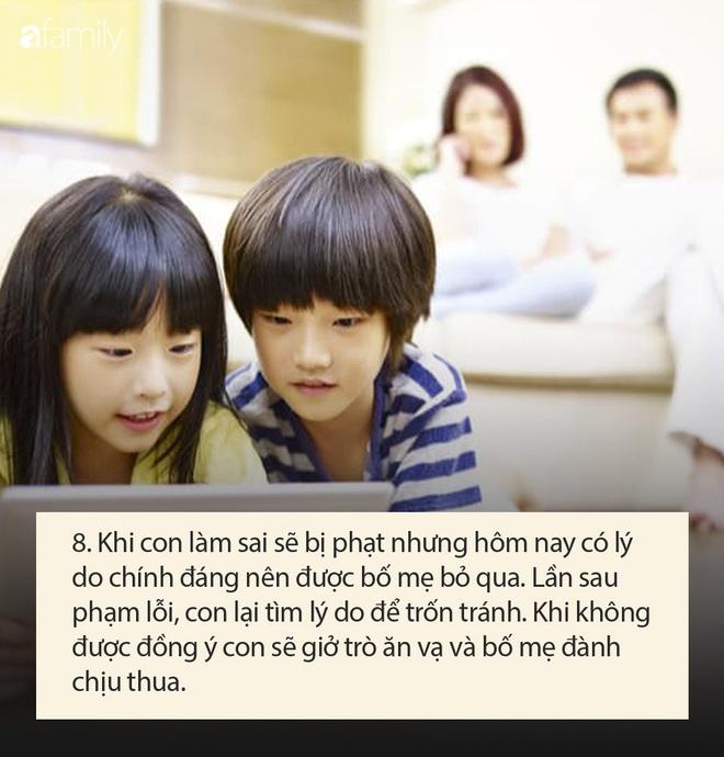10 ví dụ điển hình dưới đây sẽ cho cha mẹ biết mình đang TÔN TRỌNG CON hay thực chất là SỢ CON - Ảnh 8.