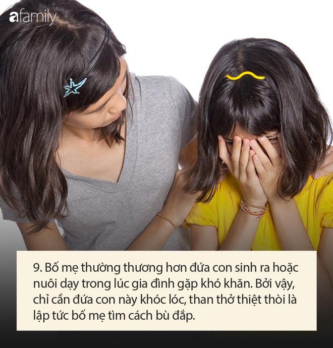 10 ví dụ điển hình dưới đây sẽ cho cha mẹ biết mình đang TÔN TRỌNG CON hay thực chất là SỢ CON - Ảnh 9.