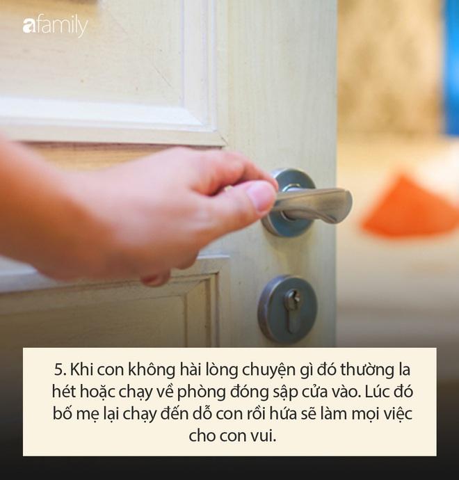 10 ví dụ điển hình dưới đây sẽ cho cha mẹ biết mình đang TÔN TRỌNG CON hay thực chất là SỢ CON - Ảnh 5.