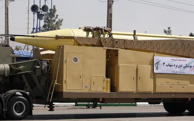 [ẢNH] Tên lửa mang đầu đạn hạt nhân Iran có thể trả đũa Mỹ sau khi tư lệnh bị ám sát - Ảnh 10.