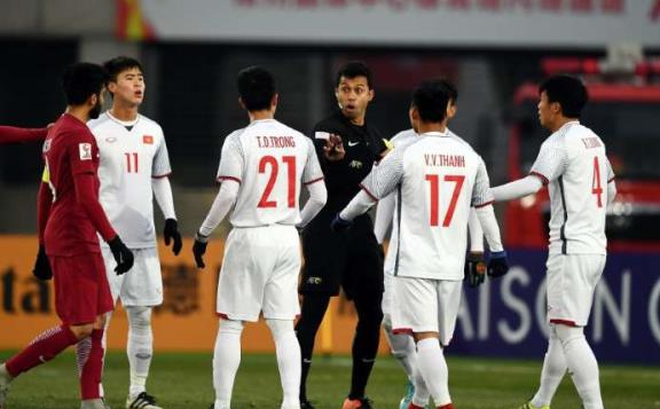 Trọng tài Việt Nam vắng bóng ở VCK U23 châu Á 2020