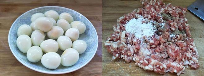 Cuối tuần nào con tôi cũng đòi mẹ làm thịt bọc trứng cút vì vừa ngon vừa lạ miệng - Ảnh 1.