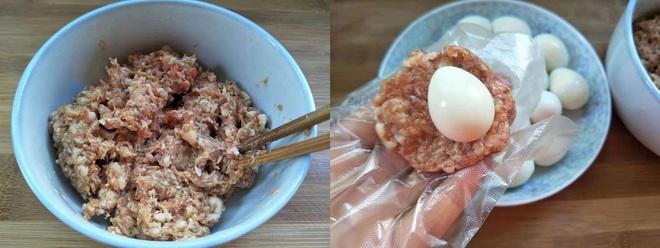 Cuối tuần nào con tôi cũng đòi mẹ làm thịt bọc trứng cút vì vừa ngon vừa lạ miệng - Ảnh 2.
