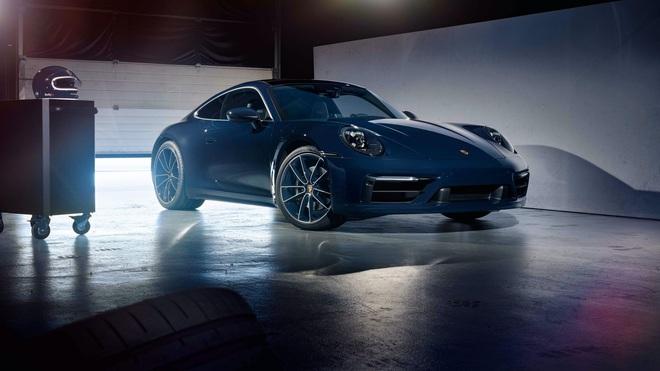 Porsche trình làng 911 2020 phiên bản đặc biệt - Ảnh 2.