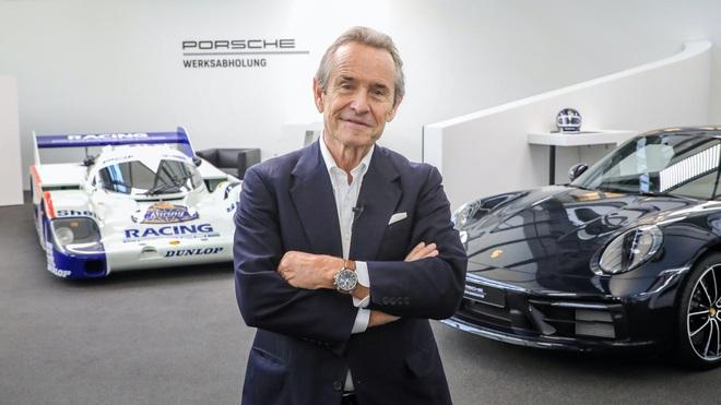 Porsche trình làng 911 2020 phiên bản đặc biệt - Ảnh 1.