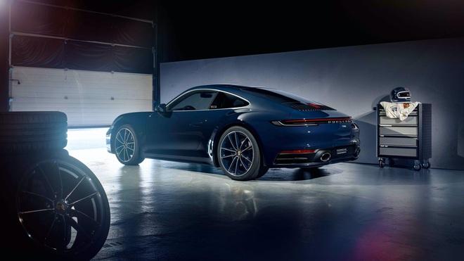 Porsche trình làng 911 2020 phiên bản đặc biệt - Ảnh 3.