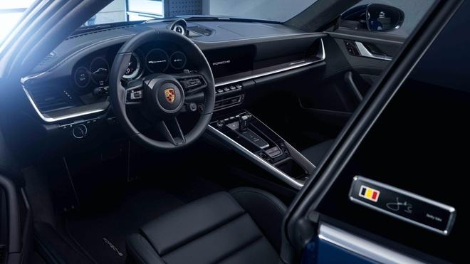 Porsche trình làng 911 2020 phiên bản đặc biệt - Ảnh 4.