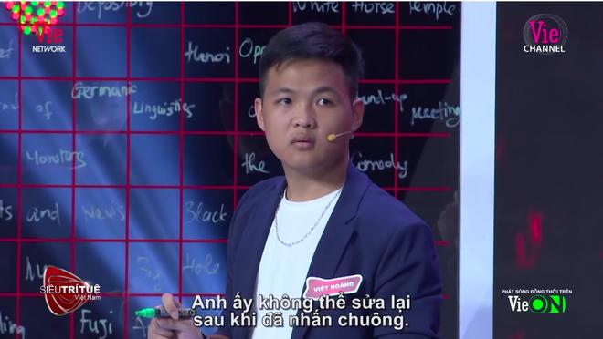 Siêu trí tuệ: Chàng trai Việt Nam khiến bậc thầy trí nhớ thế giới kinh ngạc, BGK Trung Quốc cảm thán không thể tưởng tượng nổi - Ảnh 7.