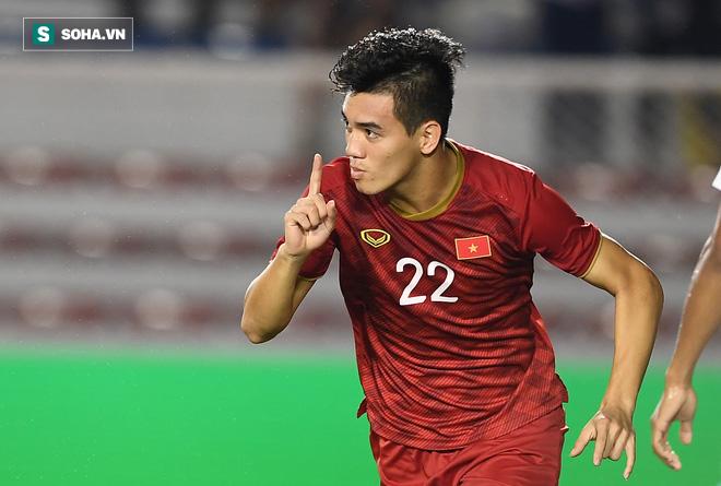 Bố mẹ Tiến Linh: Tết này không mong Linh về, cứ ở Thái Lan cùng tuyển Việt Nam vào trận chung kết U23 châu Á - Ảnh 1.