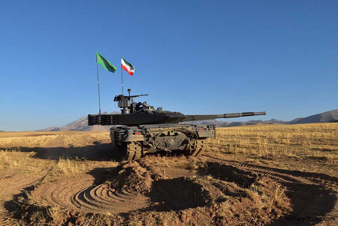 Phiên bản tăng T-90MS của Iran không nên coi thường - Ảnh 16.