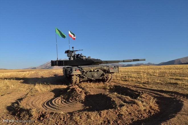 Phiên bản tăng T-90MS của Iran không nên coi thường - Ảnh 2.