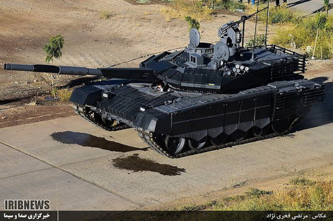 Phiên bản tăng T-90MS của Iran không nên coi thường - Ảnh 3.