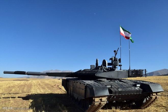 Phiên bản tăng T-90MS của Iran không nên coi thường - Ảnh 4.