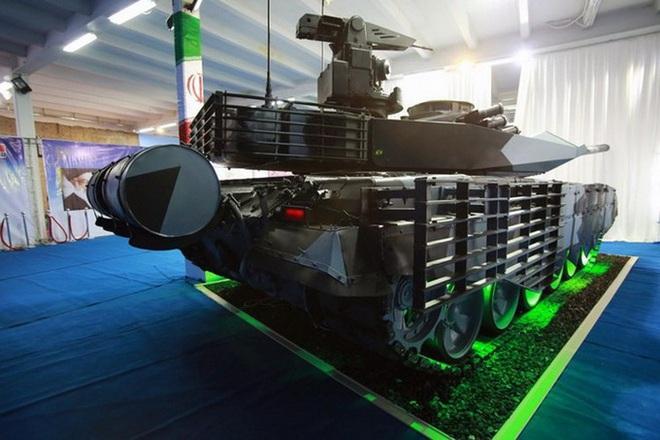 Phiên bản tăng T-90MS của Iran không nên coi thường - Ảnh 7.