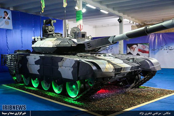 Phiên bản tăng T-90MS của Iran không nên coi thường - Ảnh 8.