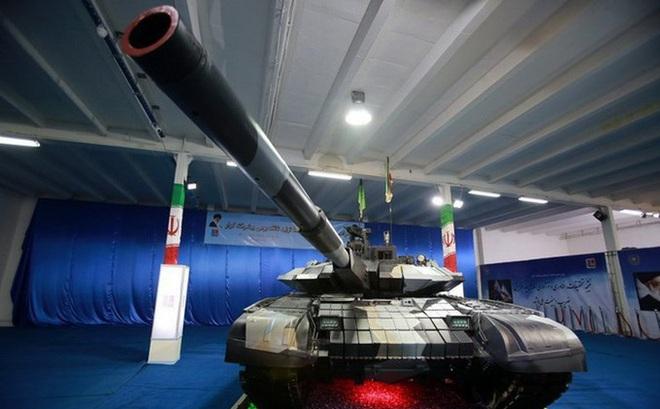 'Phiên bản tăng T-90MS' của Iran không nên coi thường