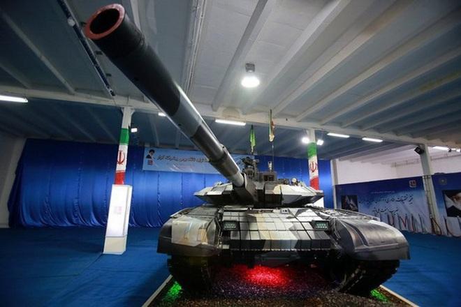 Phiên bản tăng T-90MS của Iran không nên coi thường - Ảnh 9.