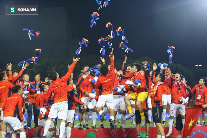 Thái Lan ghen tỵ với con tính đường xa của HLV Park Hang-seo cho U23 Việt Nam - Ảnh 1.