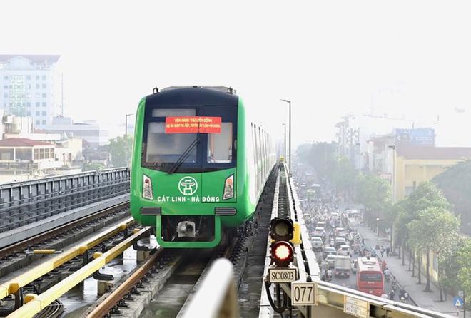 Đường sắt Cát Linh - Hà Đông lại lỡ hẹn: 13 đoàn tàu chưa được kiểm định an toàn - Ảnh 3.