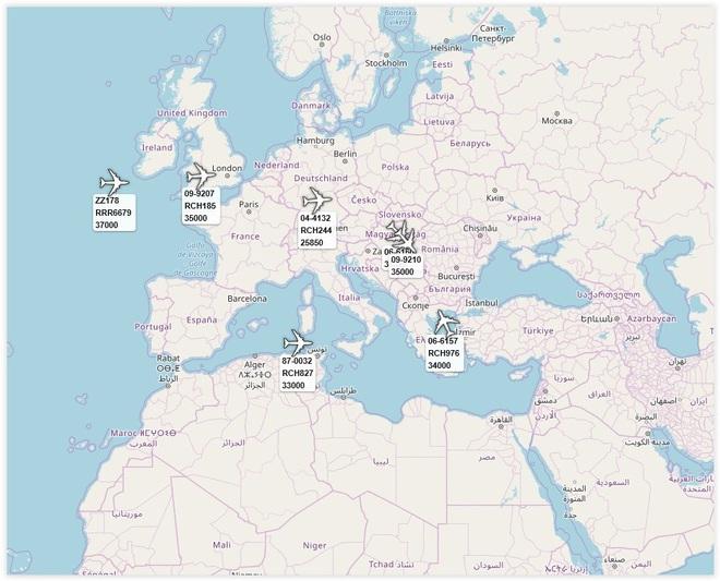 Anh, Mỹ lập cầu không vận khẩn cấp, chuyển quân quy mô lớn - Chiến tranh với Iran đã cận kề? - Ảnh 2.