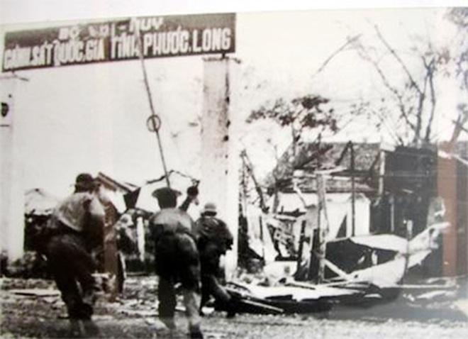 Quân giải phóng Miền Nam và liều thuốc thử hạng nặng: Tiến công Phước Long - VNCH hoảng sợ - Ảnh 5.