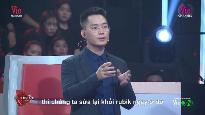 Siêu trí tuệ Việt Nam: chân dung vị giám khảo thứ 4 khiến người ta phải trầm trồ, thán phục - Ảnh 1.