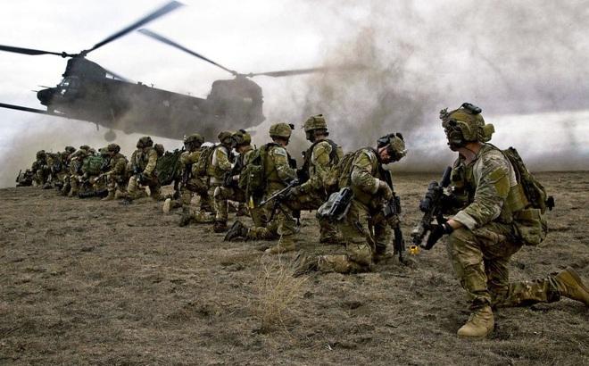 Mỹ cấp tốc điều 200 biệt kích tinh nhuệ tới Trung Đông: Tập kích, đánh úp Iran?