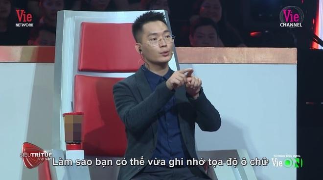 Siêu trí tuệ Việt Nam: chân dung vị giám khảo thứ 4 khiến người ta phải trầm trồ, thán phục - Ảnh 2.