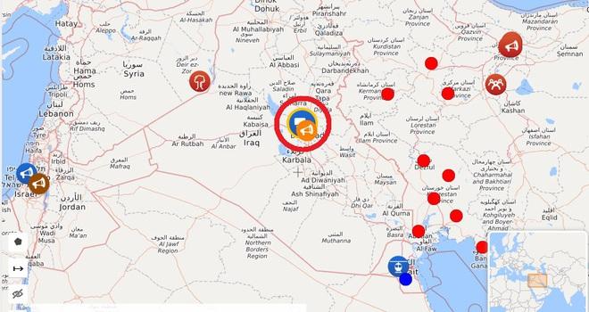 CẬP NHẬT: 2 mũi tiến công trên biển áp sát Iran, tàu ngầm Anh sẵn sàng phóng tên lửa, B-52 Mỹ xuất kích - Iran chuẩn bị ứng chiến - Ảnh 22.