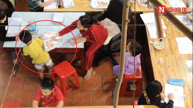 Người phụ nữ đánh học sinh ở Ninh Thuận chỉ làm nông và tự nghiên cứu tài liệu rồi mở lớp dạy kèm - Ảnh 2.