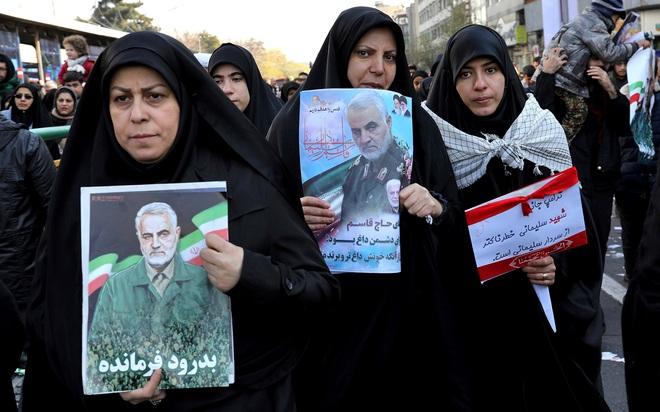 Vì sao Iran khó có khả năng tấn công Israel để trả đũa Mỹ? - Ảnh 3.