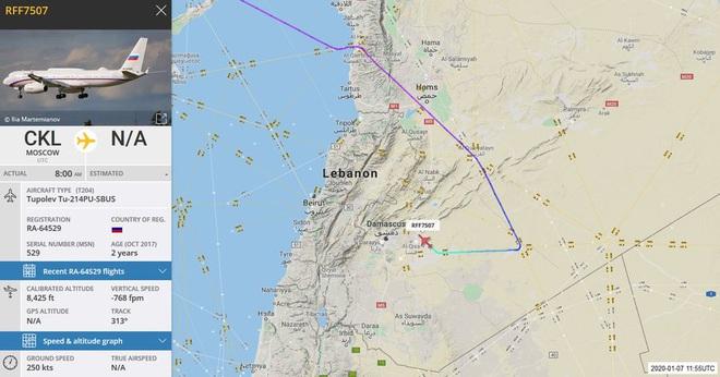 Su-35 mang tên lửa hộ tống, TT Putin bất ngờ tới thăm Syria ngay lúc Mỹ và Iran căng thẳng đỉnh điểm - Ảnh 6.