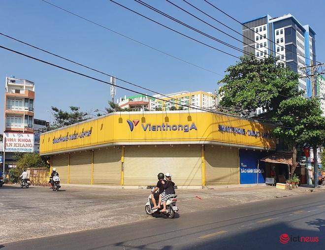 Hình ảnh hàng loạt cửa hàng Viễn Thông A đóng cửa, dấu ấn của anh cả ngành bán lẻ sắp biến mất - Ảnh 9.