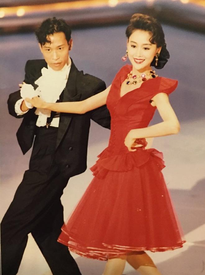 Chúc Anh Đài: Á hậu xinh đẹp nức tiếng, 20 năm hôn nhân hạnh phúc với Mã Văn Tài - Ảnh 4.