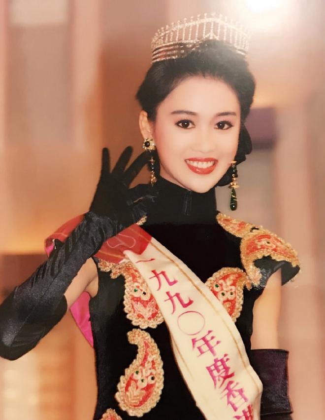 Chúc Anh Đài: Á hậu xinh đẹp nức tiếng, 20 năm hôn nhân hạnh phúc với Mã Văn Tài - Ảnh 3.
