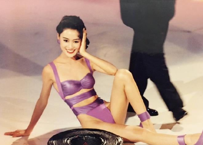 Chúc Anh Đài: Á hậu xinh đẹp nức tiếng, 20 năm hôn nhân hạnh phúc với Mã Văn Tài - Ảnh 2.