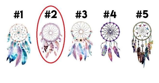 Chọn chuông gió, giải mã tính cách: Nếu thích số 5 thì bạn giống như con sói đơn độc - Ảnh 3.