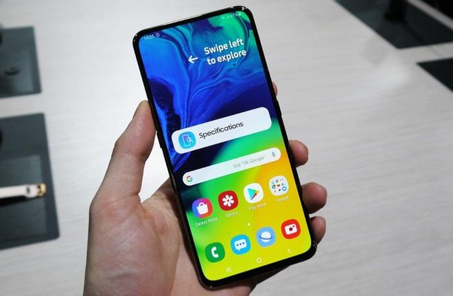 Điện thoại Samsung bị cáo buộc cài sẵn ứng dụng gián điệp của Trung Quốc - Ảnh 1.