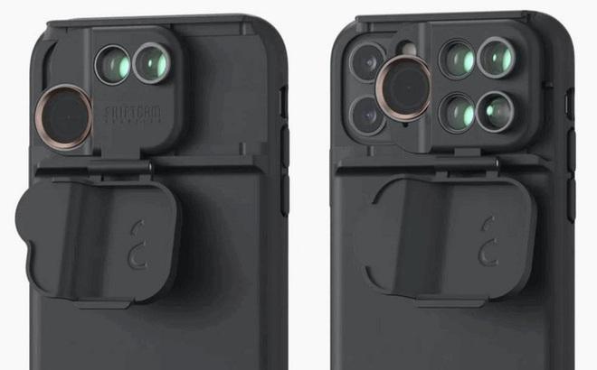 Với chiếc ốp lưng thú vị này, người dùng iPhone 11 muốn bao nhiêu ống kính cũng được - Ảnh 1.