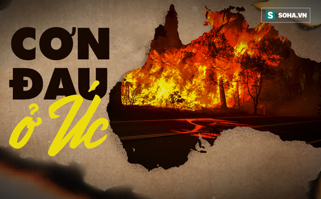 Bão lửa ở Úc: Giáng những đòn nặng nề, có thể kích hoạt thảm họa triệu năm trỗi dậy - Đó là gì?
