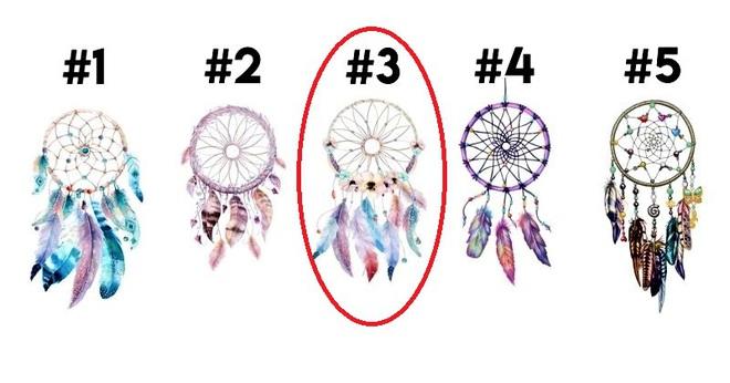Chọn chuông gió, giải mã tính cách: Nếu thích số 5 thì bạn giống như con sói đơn độc - Ảnh 4.