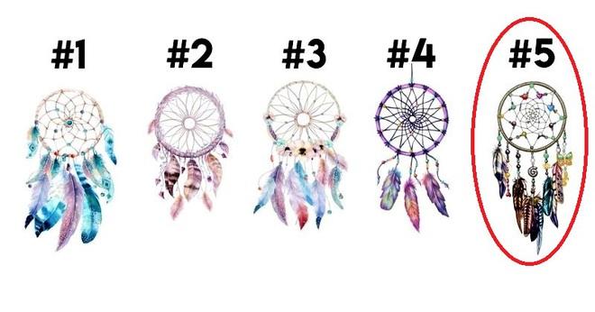 Chọn chuông gió, giải mã tính cách: Nếu thích số 5 thì bạn giống như con sói đơn độc - Ảnh 7.