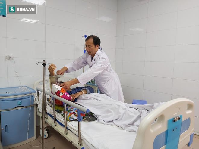 Điều vô cùng đặc biệt xảy ra tại bệnh viện sau 1 tuần quy định về nồng độ cồn có hiệu lực - Ảnh 1.