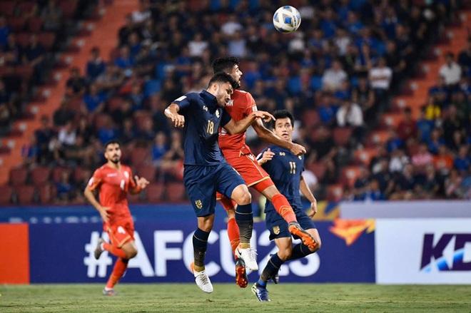 Nhấn chìm Bahrain trong mưa bàn thắng, U23 Thái Lan khởi đầu mĩ mãn tại giải U23 châu Á - Ảnh 2.