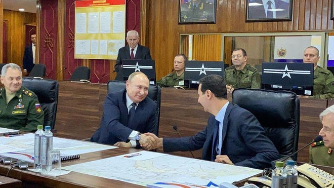 TT Putin gặp ông Erdogan giữa đòn tập kích tên lửa Iran vào căn cứ Mỹ: Có gì đặc biệt trên bàn đám phán? - Ảnh 2.