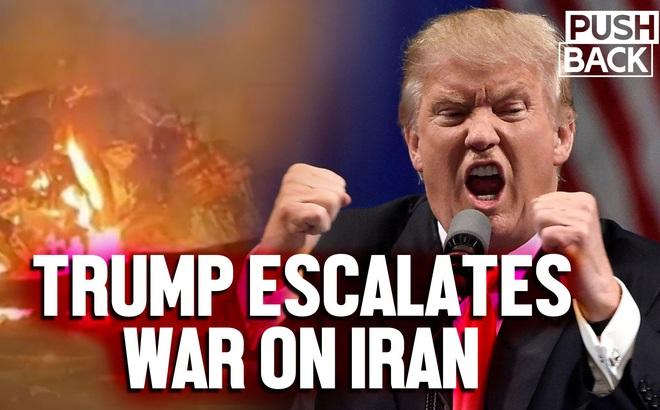3 lựa chọn của TT Trump trước vụ tấn công tên lửa: 52 mục tiêu ở Iran có thể bị hủy diệt?